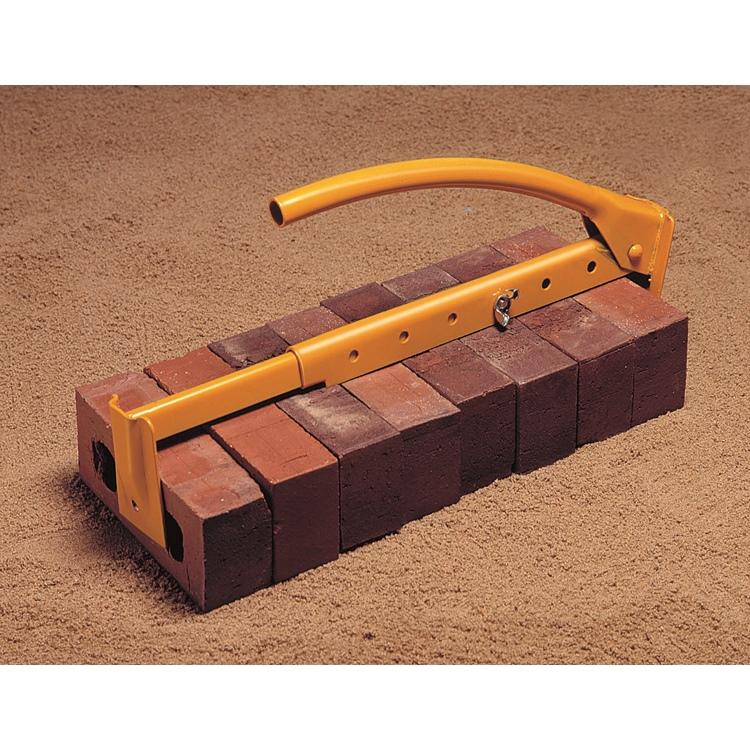 Adjustable Yellow Brick Tongs