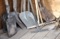 Shovels Brooms Rakes & Scrap